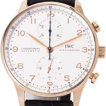 IWC Portugieser Chronograph IW371402 2003 gebraucht