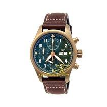 IWC Pilot Spitfire Chronograph nuovo 2019 Automatico Cronografo Orologio con scatola e documenti originali IWC Pilot's Chronografo Spitfire IW387902 41mm