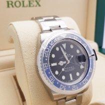 Rolex GMT-Master II Steel 40mm Black No numerals Malaysia, Kuala Lumpur