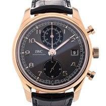 IWC Portuguese Chronograph IW390405 new