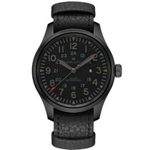 Hamilton Khaki Field Steel 50mm Black United States of America, California, Los Angeles