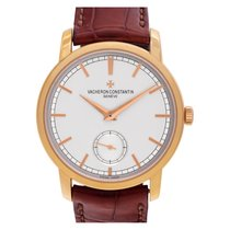 Vacheron Constantin 82172 Rose gold 2010 Patrimony 37mm pre-owned United States of America, Florida, Surfside