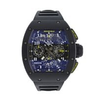 Richard Mille Ceramic Automatic Transparent pre-owned RM 011