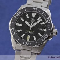 TAG Heuer Aquaracer 300M WAY211A-0 Very good Steel 41mm Automatic