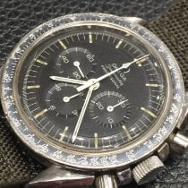 Omega 145.022 Steel 1970 Speedmaster Professional Moonwatch 42mm pre-owned