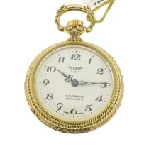 Tavernier Pocket watch Plated