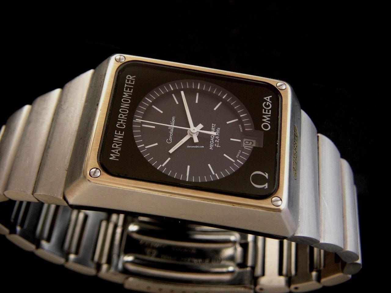 Omega Marine Chronometer Preis