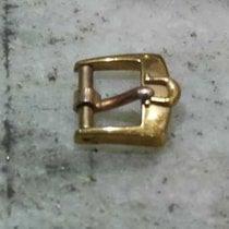Omega vintage buckle gold plated 8 mm newoldstock