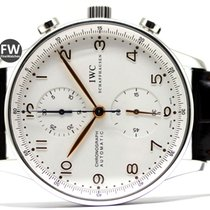IWC Portuguese Chronograph IW371401 2003 pre-owned