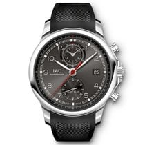 IWC Portuguese Yacht Club Chronograph Staal 45.4mm