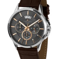 Jacques Lemans 1-1542H Sydney Chronograph Herren 42mm 10ATM