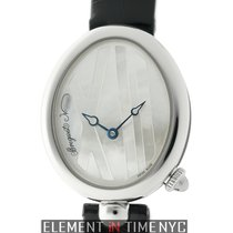 Breguet Reine de Naples Steel 27mm Mother of pearl United States of America, New York, New York