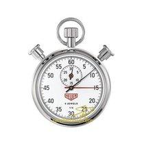 Heuer stopwatch 30 sec / 15 min mint condition Ed Heuer
