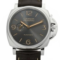 Panerai Luminor Due Steel 45mm Black United States of America, New York, New York