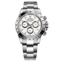 Rolex Daytona White 116520