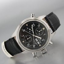 IWC Pilot Doppelchronograph Rattrapante IW3713