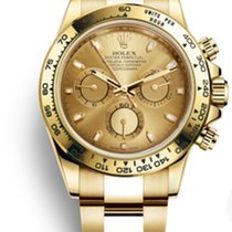 Rolex Daytona 116508 Yellow Gold  Unworn July 2018