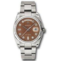 Rolex Day-Date 36 neu Uhr mit Original-Box und Original-Papieren 118239 hbjdo
