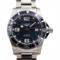 Longines HydroConquest Automatic 41mm Blue Dial