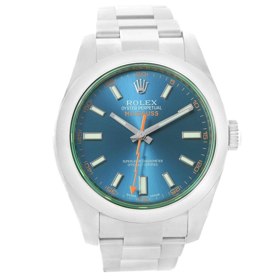 Приобретая часы rolex oyster milgauss mgv в интернет-магазине livening-russia.ru, вы можете быть уверены в их подлинности: все наши товары являются оригинальными швейцарскими часами.