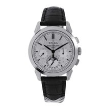 Patek Philippe Perpetual Calendar Chronograph new 41mm White gold