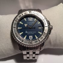 Tissot Seastar 1000 usados 41mm Acero