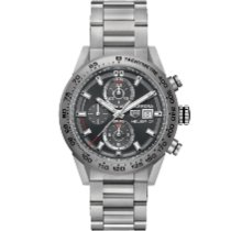 TAG Heuer Carrera Calibre HEUER 01 new 43mm Titanium
