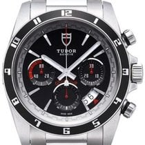 Tudor Grantour Chrono new Automatic Watch with original box and original papers M20530N-0003