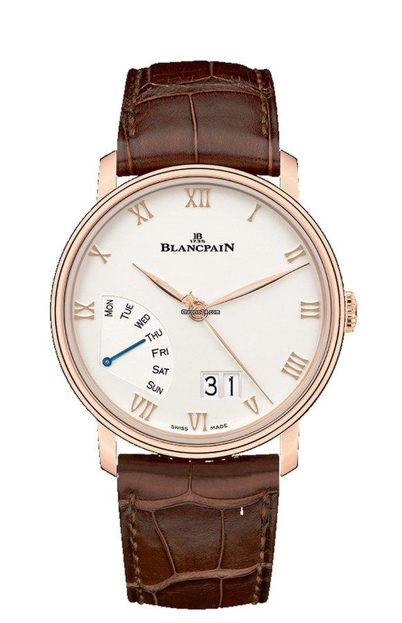 Blancpain (ブランパン) Villeret 6668-3642-55B 2021 新品