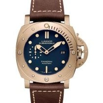 Panerai Special Editions Bronze 47mm Blue