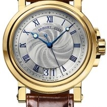 Breguet 5817BA/12/9V8 Yellow gold Marine 39mm new United States of America, New York, New York