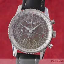 Breitling Montbrillant Datora A21330 2004 pre-owned