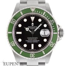Rolex Oyster Perpetual Submariner Date Ref. 16610LV LC100 NOS