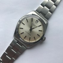 Tudor Oyster Prince Steel 34mm White