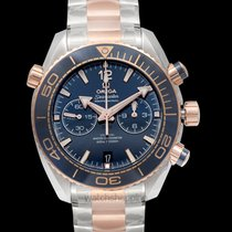 Omega Seamaster Planet Ocean Chronograph 45.5mm Blue