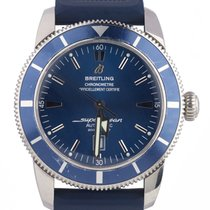 Breitling Superocean Héritage 46 Steel 46mm Blue United States of America, New York, Lynbrook