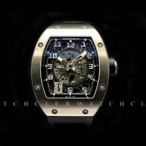 Richard Mille RM010 Titanium 2013 RM 010 48mm pre-owned