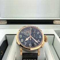 Zenith Pilot Type 20 Tourbillon Rose gold 48mm Black Arabic numerals