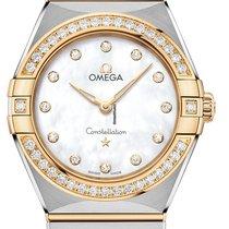 Omega Constellation Quartz 131.25.28.60.55.002 nuevo