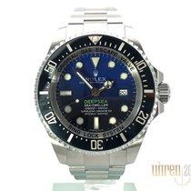 Rolex Sea-Dweller Deepsea Stahl 44mm Blau Keine Ziffern Deutschland, Bietigheim-Bissingen