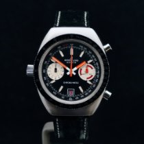 Breitling Chrono-Matic (submodel) Acier 38mm France, Strasbourg