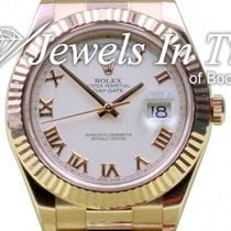 Rolex Day-Date II 218235 2012 pre-owned