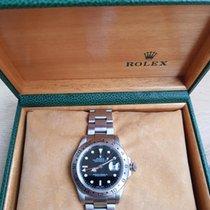 Rolex Explorer II Stahl Schwarz Keine Ziffern Schweiz, Ermatingen