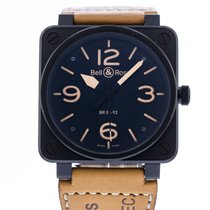 Bell & Ross BR 01-92 Heritage 2010 pre-owned