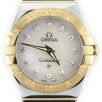 Omega Constellation Quartz Gold/Steel 24mm United Kingdom, London