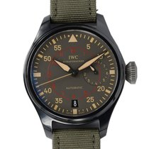 IWC Big Pilot Top Gun Miramar Titanium 48mm Grijs