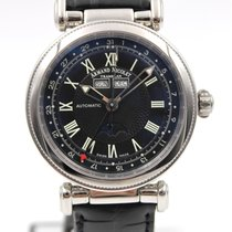 Armand Nicolet Steel 39mm Automatic 9439A new