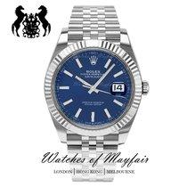 Rolex Datejust Steel 41mm Blue United Kingdom, London