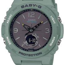 Casio Baby-G new Quartz Chronograph Watch with original box and original papers BGA-260-3AER