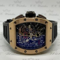 Richard Mille Rm 11 FELIPE MASSA Rose gold